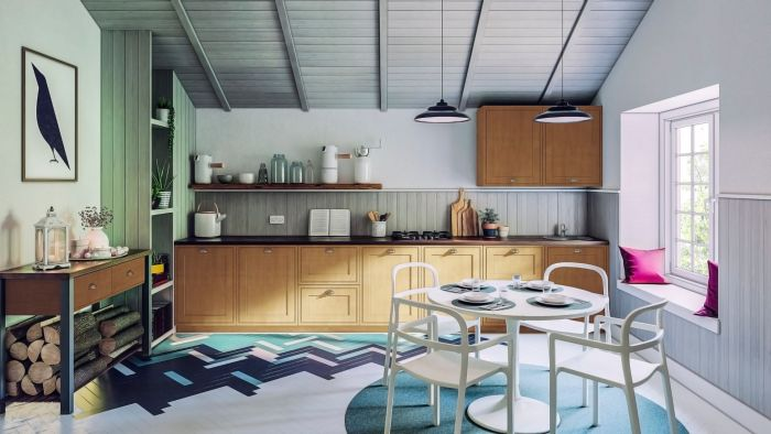 Bella Lissa Oak Tullymore Kitchen Doors